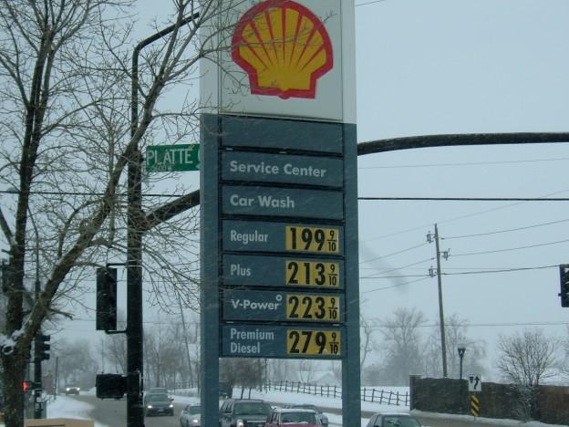 アメリカでガソリンの価格推移に対応する方法
